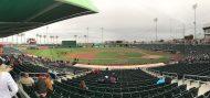 Hesston College alumni event - spring training baseball
