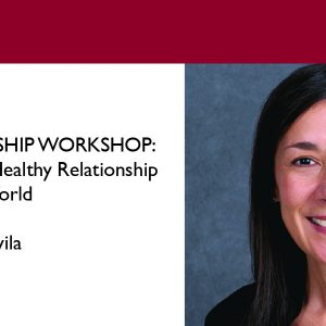 Students to gain new insights into healthy relationships through workshop opportunity