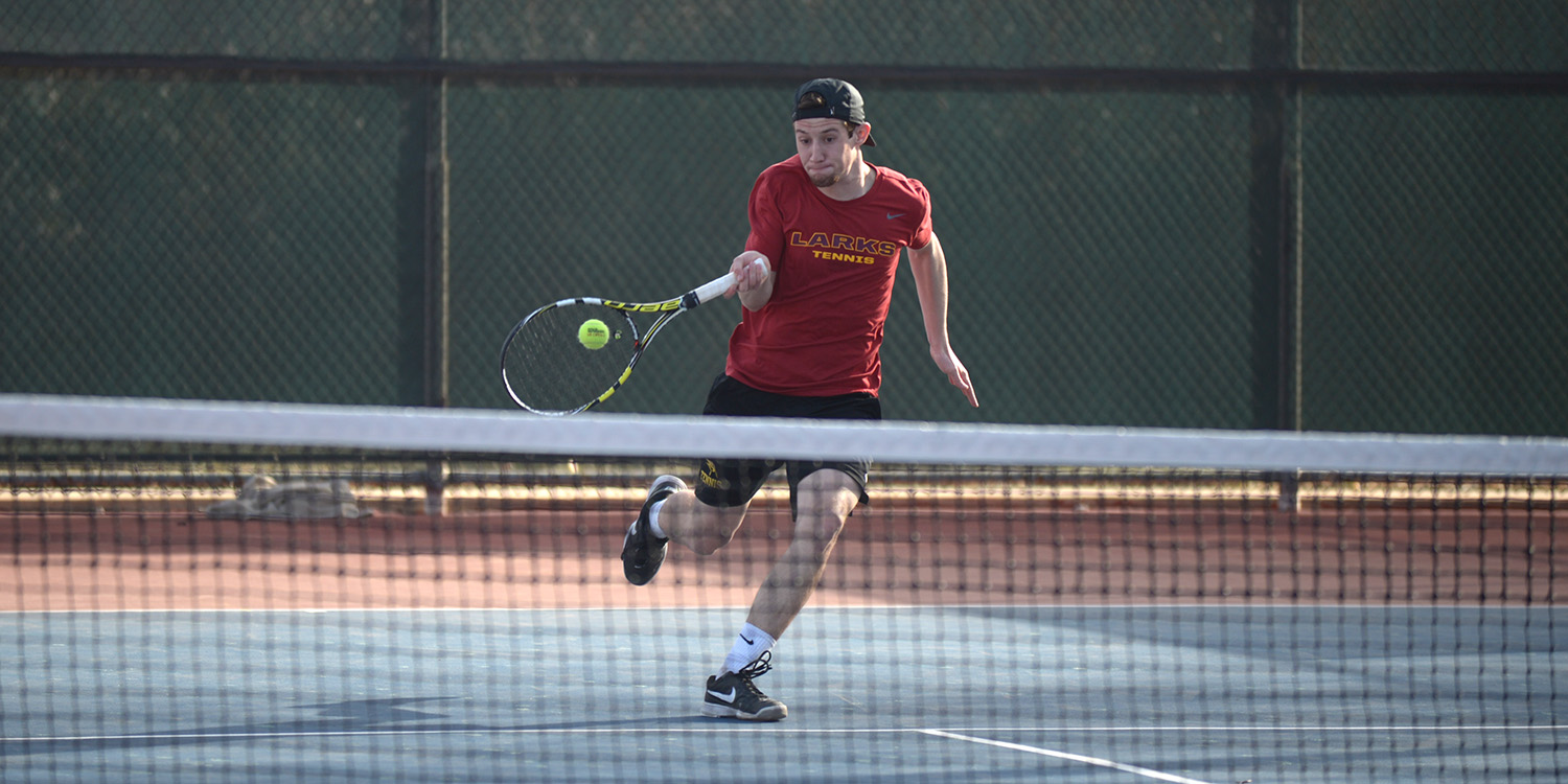 Tennis teams defeat Sterling