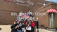2018 Bel Canto spring break tour video by Sadie Prowell - episode 4