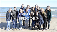 2018 Bel Canto spring break tour video by Sadie Prowell - episode 7
