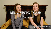 2018 Bel Canto spring break tour video by Sadie Prowell - episode 8