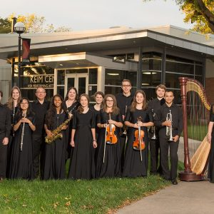 2017-18 Chamber Orchestra