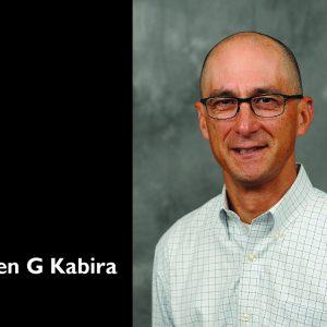 Ken G Kabira, HCBD chairperson
