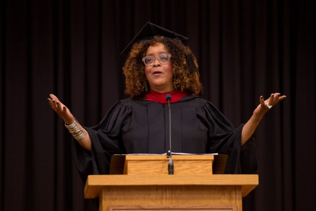 Michelle Armster, M.Div.