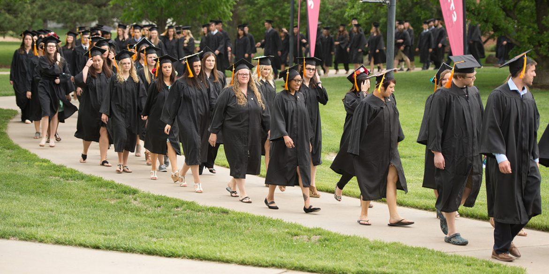 Graduate processional 2018