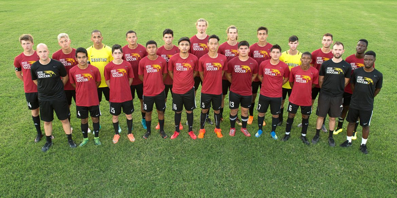 Hesston College men's soccer team