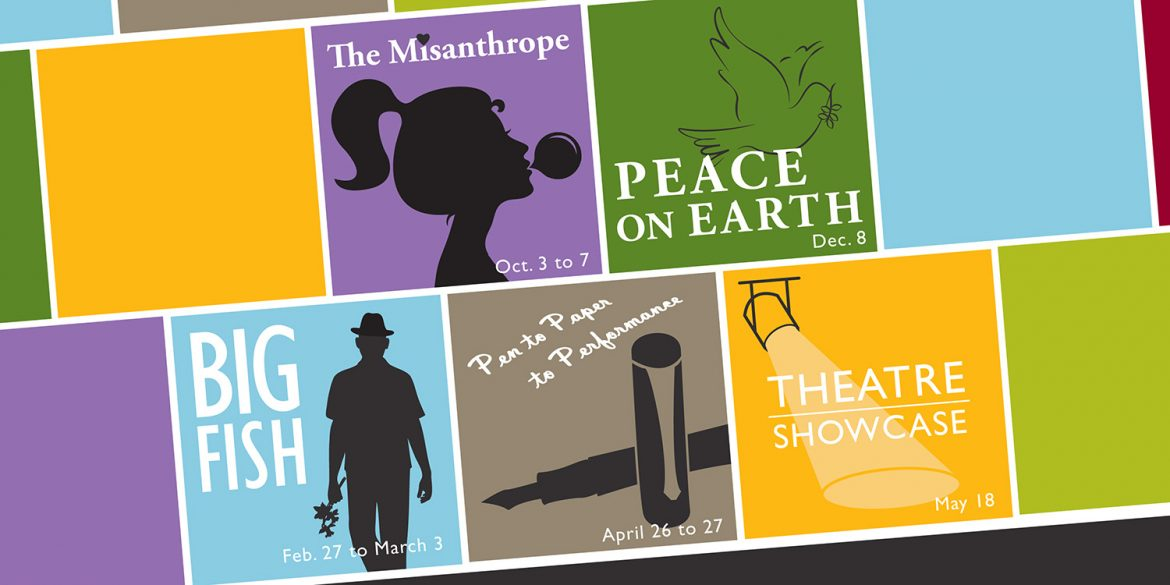 2018-19 Hesston College theatre season