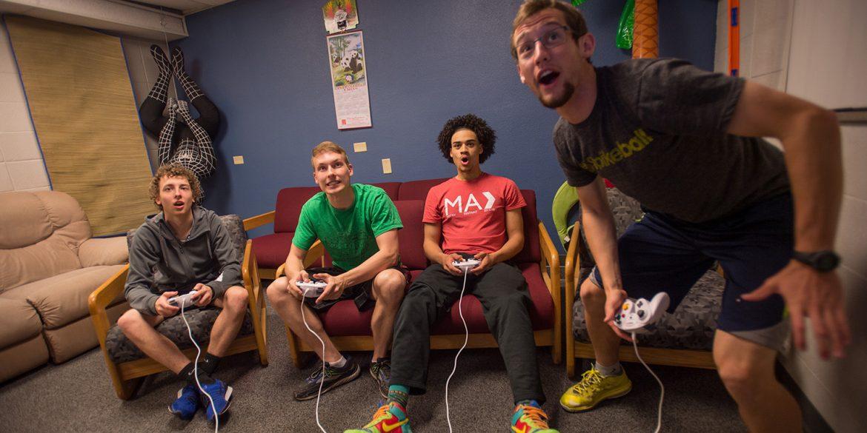 guys gaming
