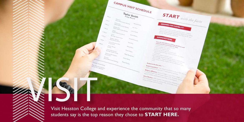 Visit Hesston College