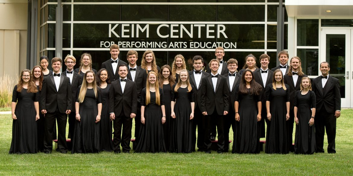 2018-19 Hesston College Bel Canto Singers