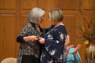 Hesston College emeritus faculty recognition