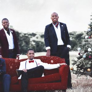 Sons of Serendip Christmas cover