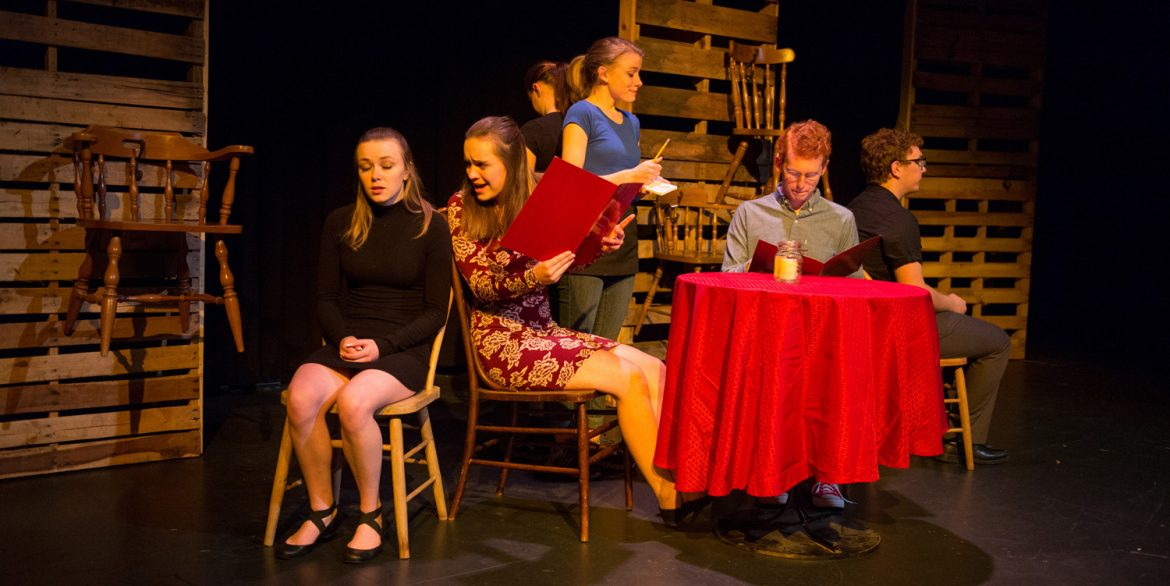 Submissions being accepted for third Hesston College play writing