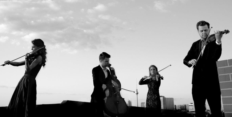 Armida Quartet - Felix Broede