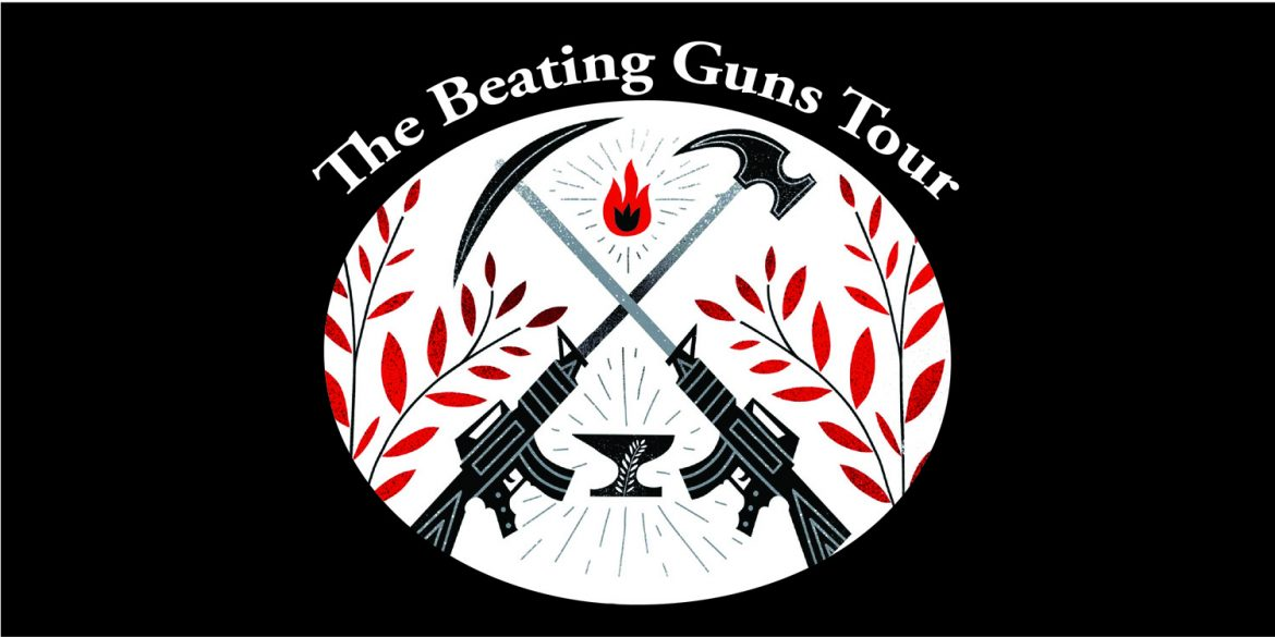 Beating Guns tour