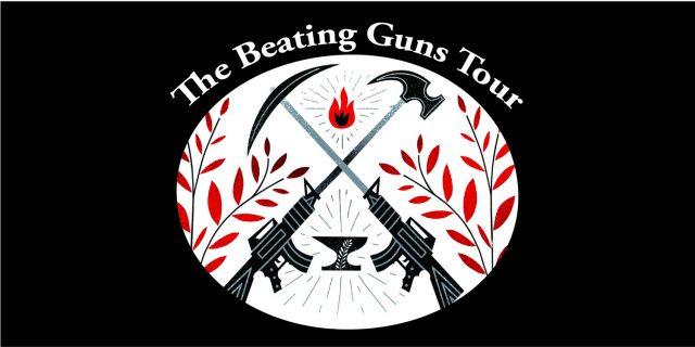 Beating Guns tour