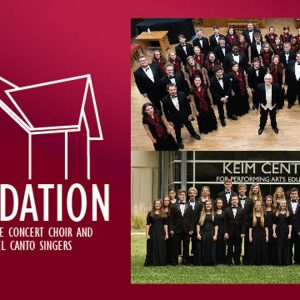 Hesston and Bethel joint concert