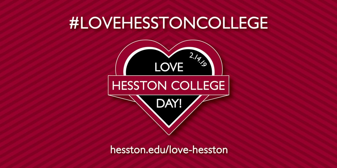Love Hesston Day, Feb. 14, 2019