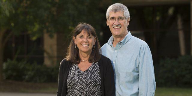 Wendy and John Paul Lederach