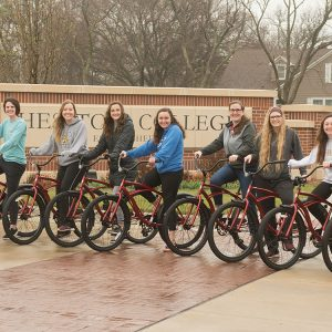 Campus bike share program addresses transportation and physical activity needs