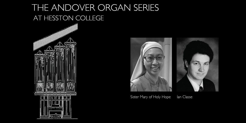 Andover Organ KU graduate students