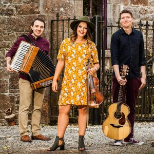 Traditional Irish sounds set to close out HBPA season