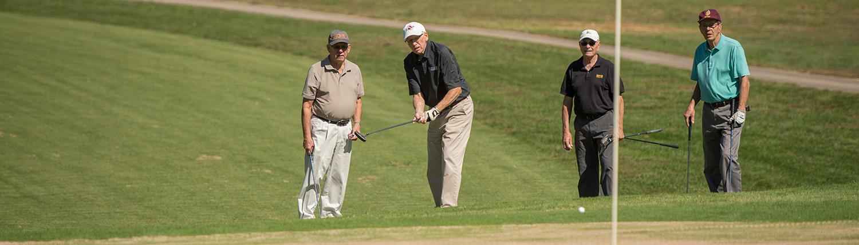 Hesston Homecoming Golf