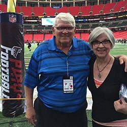 Floyd and Bonnie Sowers