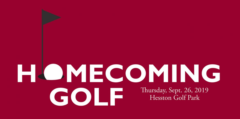 Homecoming Golf - Sept. 26, 2019