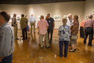 John Blosser artist's reception
