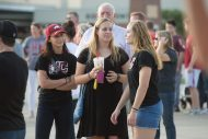 2019 Hesston College Homecoming food truck supper