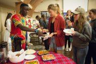 Hesston College Cultures Fair 2019