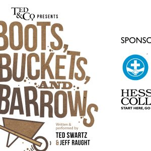 Boots, Buckets and Barrows