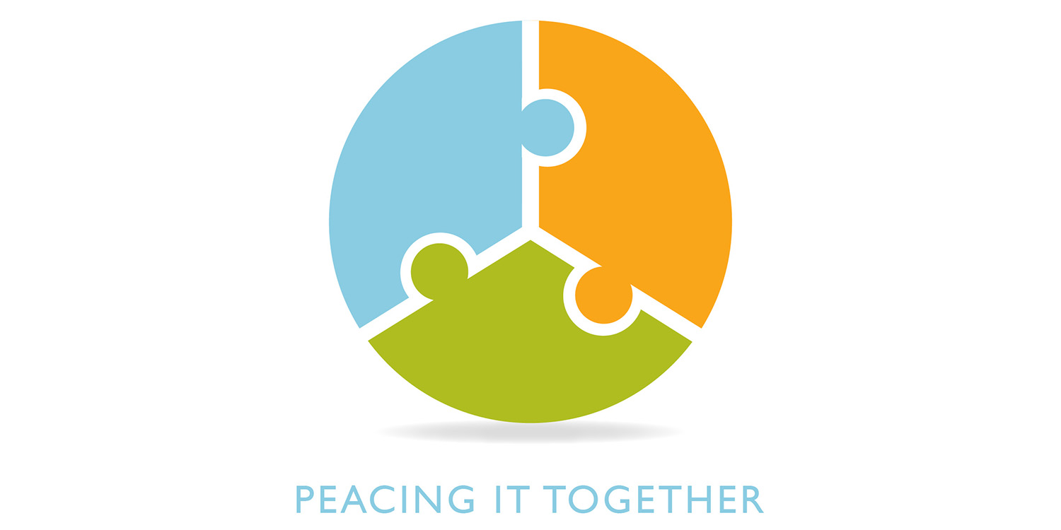 Peacing It Together logo