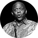 Tony Brown singing