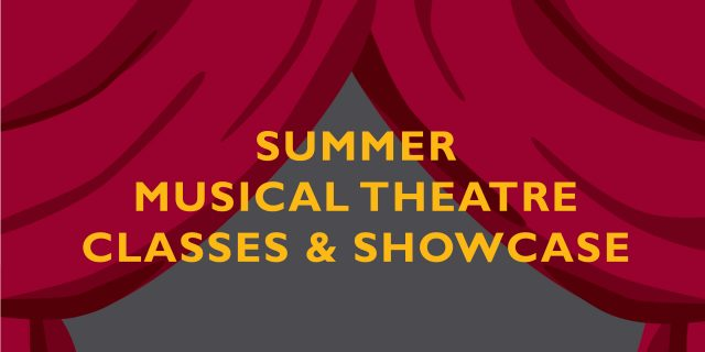 Summer Theatre Camp 2020