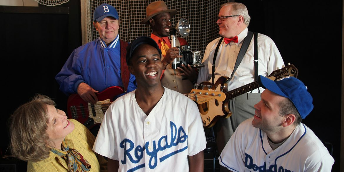 Mad River Theater Works Everybody's Here: The Jackie Robinson Story