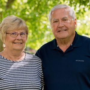 Linda (Fortner) and Norm Yoder