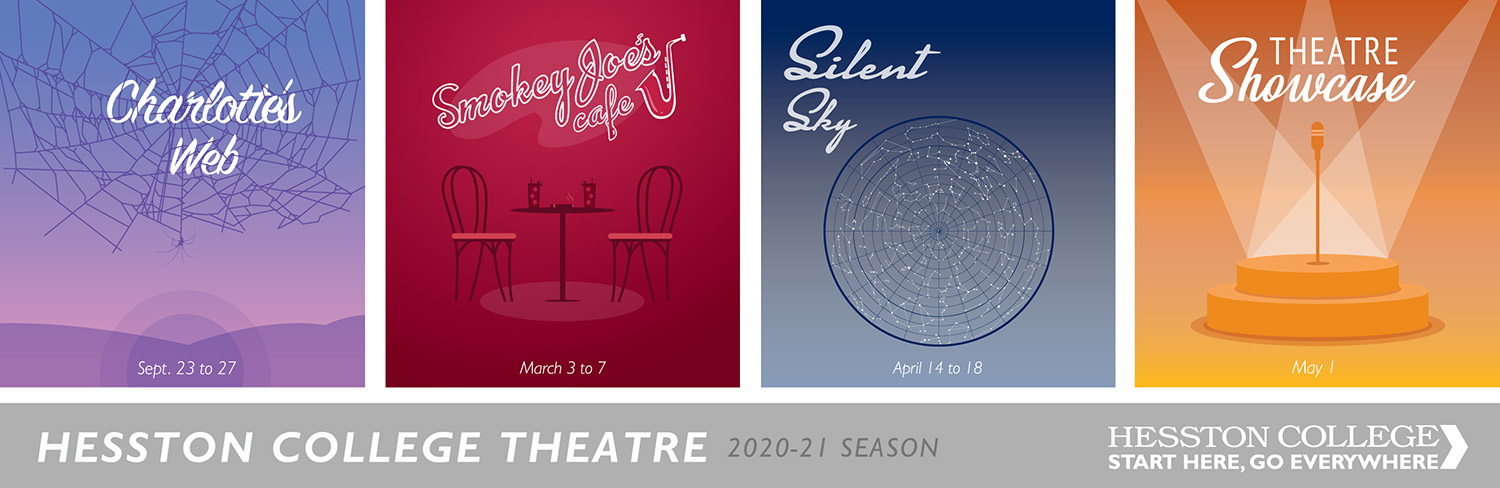 2020-21 Hesston College Theatre season