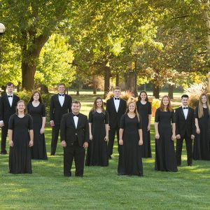 Bel Canto Singers to present socially distanced block concert on October 18