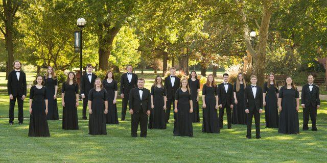 2020-21 Hesston College Bel Canto Singers