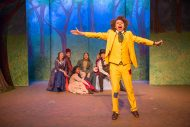 Photo from spring 2020 Hesston College Theater production of Tuck Everlasting