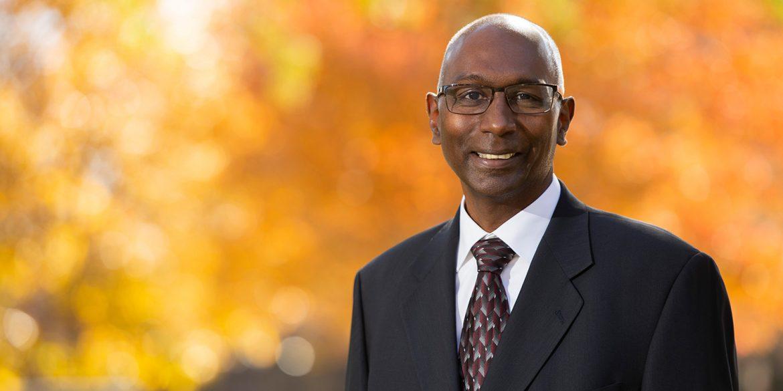 Dr. Joseph A. Manickam, Hesston College President