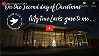 The second day of Christmas - O Come Immanuel