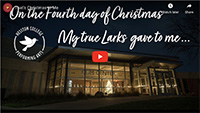 The fourth day of Christmas - That's Christmas to Me