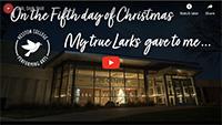 The fifth day of Christmas - Still, Still, Still