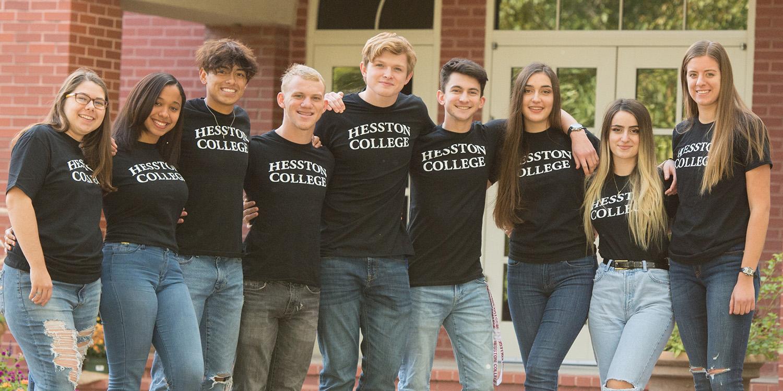 Hesston College Student Ambassadors