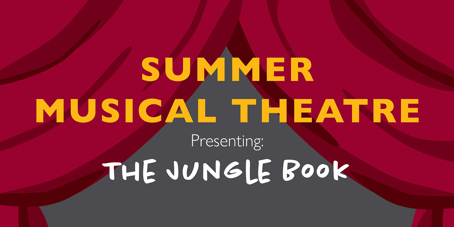 Summer Musical Theatre - The Jungle Book