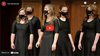 Bel Canto Singers perform Cornerstone by Shawn Kirchner